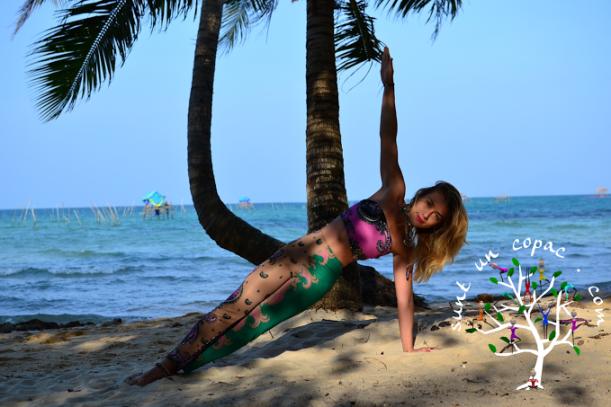 yoga palms