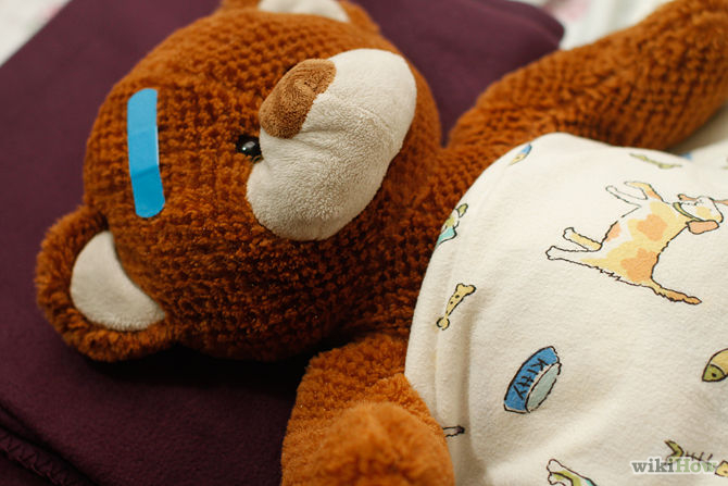 670px-Take-Care-of-a-Injured-Teddy-Bear-Step-2